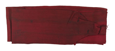 Capt. William T. Haskell's Sash, c. 1861–65
