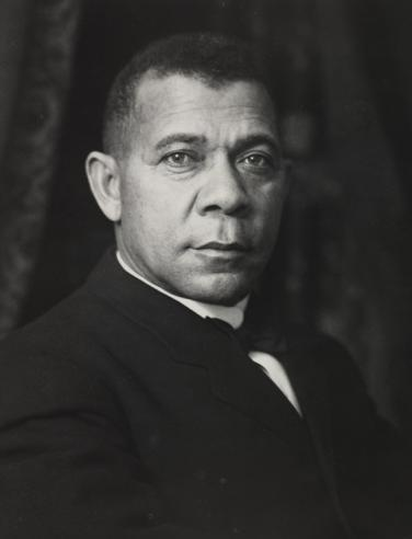 Booker T. Washington portrait
