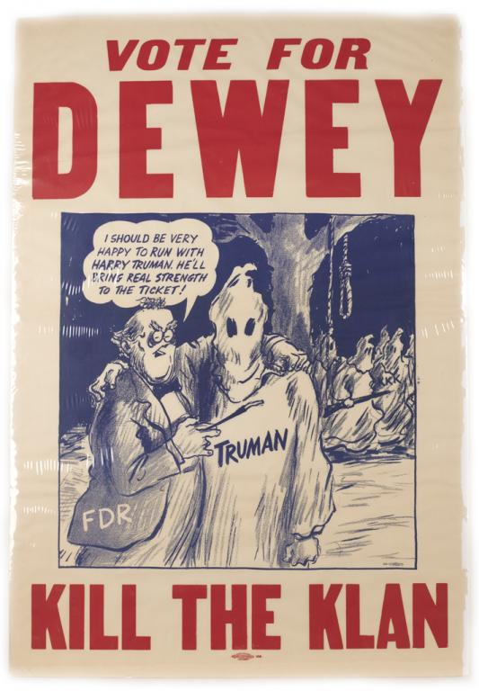 Elections from 1924 to 1964 | Virginia Museum of History