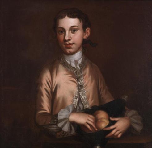 Ralph Wormeley V, c. 1755-57, by John Wollaston