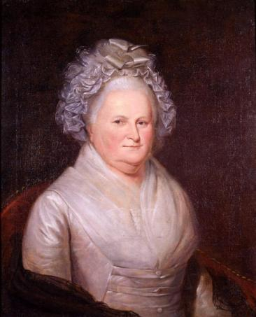 Martha (Dandridge) Custis Washington