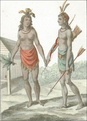 Homme et Femme de Virginie