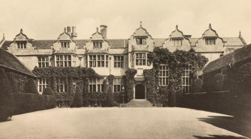 Warwick Priory About 1900