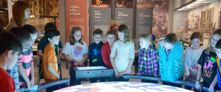 Bring Your Students To The Virginia Museum Of History Culture And Explore S Amazing