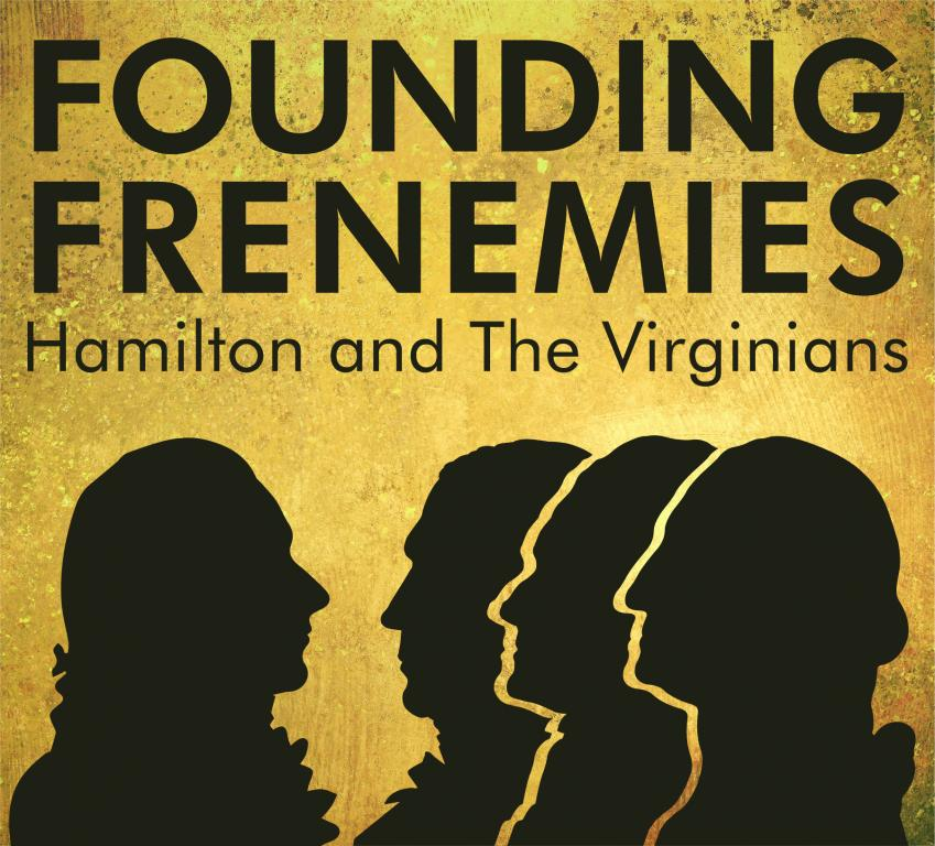 Founding Frenemies logo