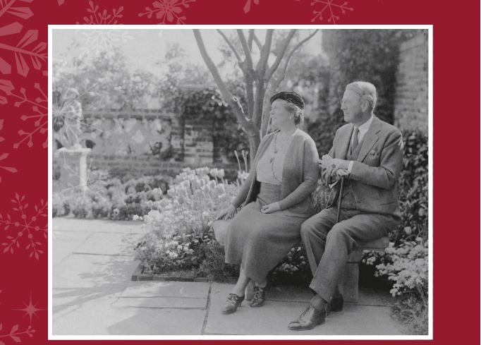 Ambassador Alexander and Virginia Weddell