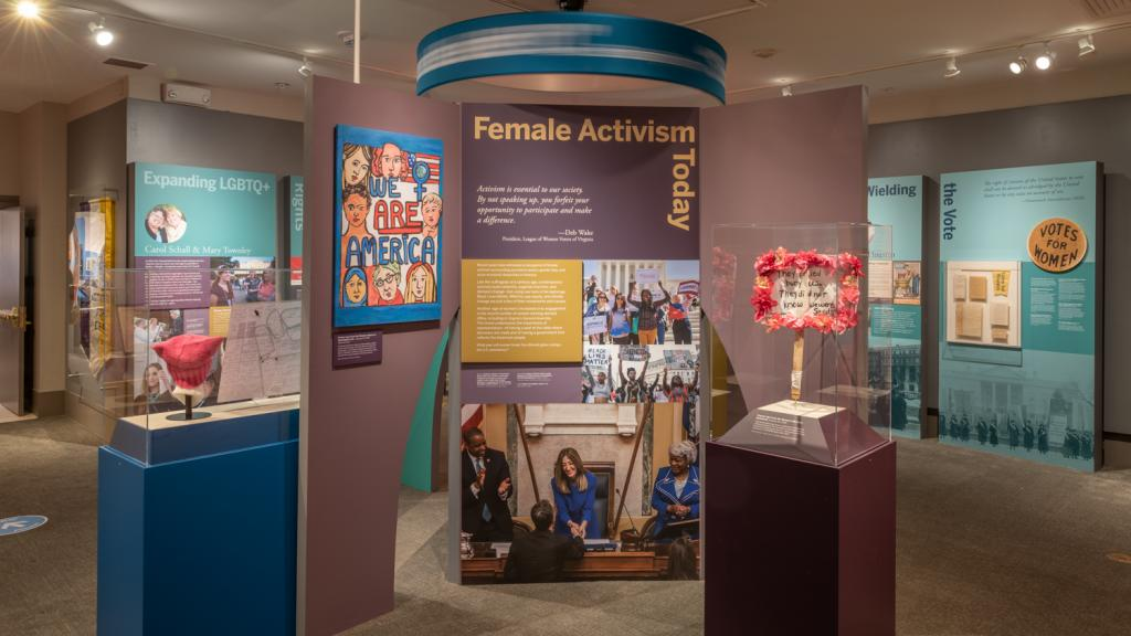 Agents of Change exhibition